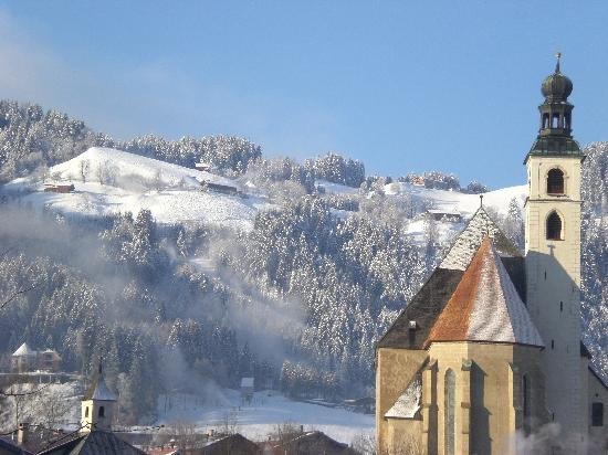 Wintersport in Kitzbuhel